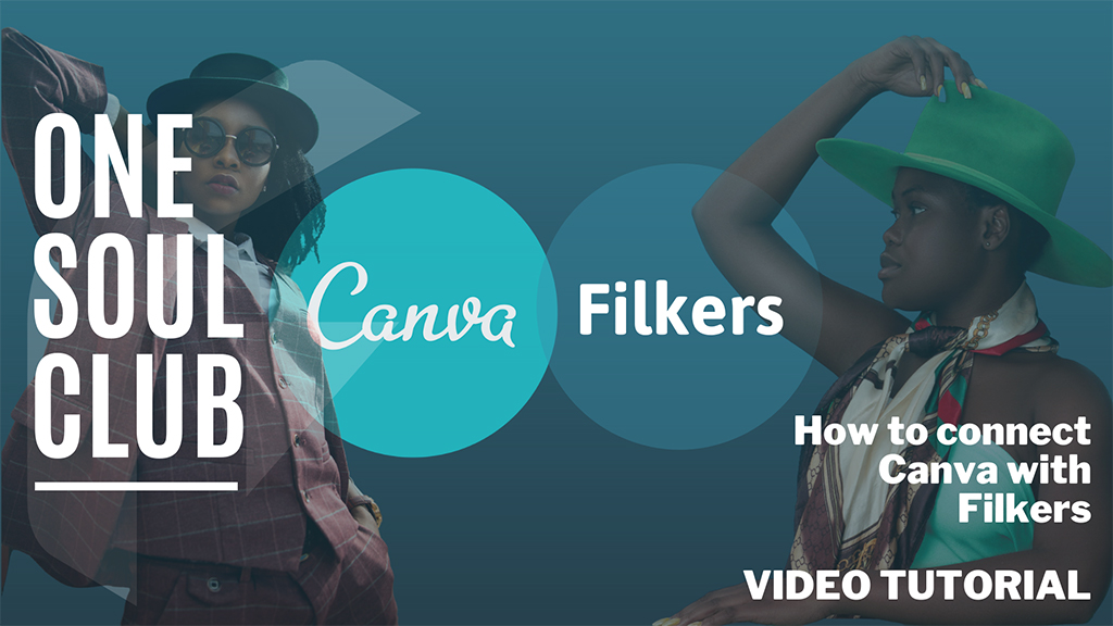 How to connect Canva with Filkers